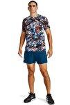 Erkek Spor T-Shirt - M Streaker 2.0 Inverse Ss - 1356176-688