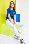 Mint Yüksek Bel Mom Jeans TWOSS21JE0172