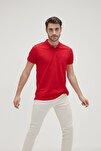 Basic Pique Polo Yaka T-shirt 18.01.07.002