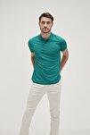 Erkek Polo Tişört Basic Pique 18.01.07.002-LIM