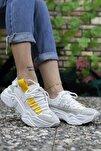 Kadın  Beyaz Sneaker 0012104