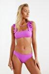 Lila Normal Bel Bikini Altı TBESS21BA0006