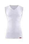 Erkek Beyaz Termal 2. Seviye T-shirt
