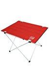 Katlanabilir Omuz Askılı Kamp Ve Piknik Masası 73x55x48 cm