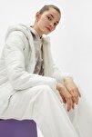 Kadın Kirik Beyaz Mont 1KAL58065OW