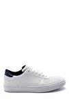 Erkek Beyaz Laci Günlük Sneaker Ayakkabı