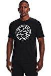 Erkek Spor T-Shirt - UA HOOPS ICON TEE - 1361920-001