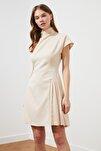 Taş Pilise Detaylı Elbise TWOSS21EL0321