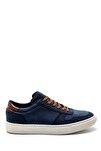 Erkek Lacivert Günlük Sneaker Ayakkabı