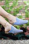Mavi Kadın Terlik 001202