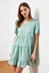 Mint Geniş Kesim Elbise TWOSS20EL0400