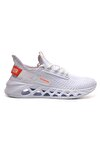 Erkek Beyaz Turuncu Spor Ayakkabı  211417