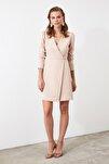 Taş Kruvaze Elbise TWOAW20EL1341