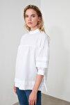 Beyaz Yaka Detaylı Bluz TWOSS20BZ0544