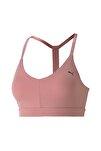 Kadın Spor Sütyeni - Low Impact Strappy Bra Foxglove - 51947101