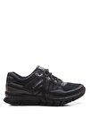 Kadın Siyah Yürüyüş  Koşu Ayakkabısı
