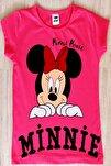 Kız Pembe Çocuk T-shirt