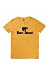 Erkek Sarı Tee Mustard Tişört