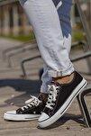 Günlük Ortopedik Unisex Keten Spor Ayakkabı