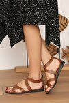 Kadın Taba Sandalet