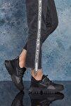 Full Siyah Kadın Sneaker