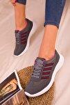 Füme Kadın Sneaker 14552