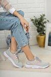 Kadın Buz Pudra Sneaker