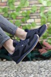 Lacivert Krep Lacivert Unisex Sneaker 00121057