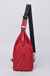 Kadın Kırmızı Body Bag