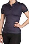 Kadın Lacivert Spor T-shirt - 172204