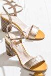 SYLVIA Sarı Kadın Ayakkabı