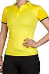 Kadın T-Shirt - Lime Spor T-Shirt - 172204