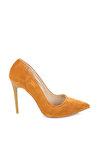 Hardal Kadın Topuklu Ayakkabı A1770-17