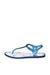 Lacivert Kadın Sandalet S10187