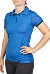 Kadın Mavi T-shirt - 172204