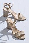 SYLVIA Bej Kadın Sandalet