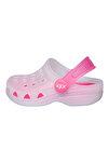 S10116 -Ö9 Açık Fuşya Kız Çocuk Sandalet 100293815