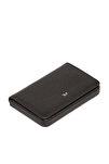 Hakiki Deri Siyah Unisex Kart Vizitlik S1KV00001546