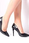 Siyah Kadın Topuklu Ayakkabı A1770-17
