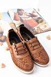 Kadın Taba   Areca Parlak Ayakkabı