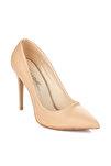 Karemel Kadın Topuklu Ayakkabı A1770-17