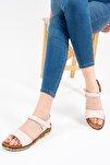 Pudra Kadın Sandalet F288061309