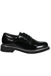 Kadın Siyah Rugan Casual Ayakkabı