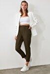 Haki Basic Pantolon TWOAW21PL0197