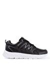 Kronos Koşu & Yürüyüş Kadın Ayakkabı Siyah / Beyaz