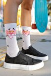 Ch033 Bt Kadın Ayakkabı Siyah