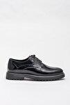 Erkek Andy Sıyah Casual Ayakkabı 20KMTM-604