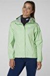 Kadın Yeşil Spor Ceket