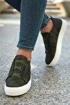 Haki Erkek Sneaker CH013