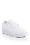 Beyaz Yeşil Unisex Sneaker V2005-0